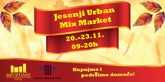Jesenji Urban Mix Market